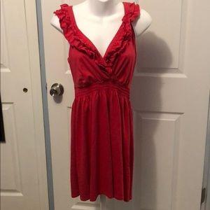 NWOT Express Wrap Top Dress Size XS